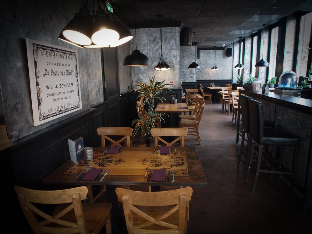 Chefs table Kampen